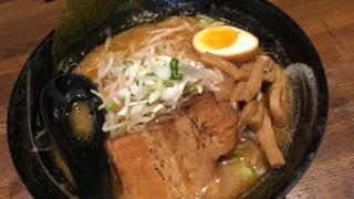 味噌ラーメン(ぱんどら)